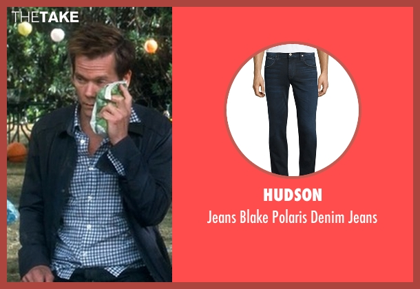 Hudson blue jeans from Crazy, Stupid, Love. seen with Kevin Bacon (David Lindhagen)