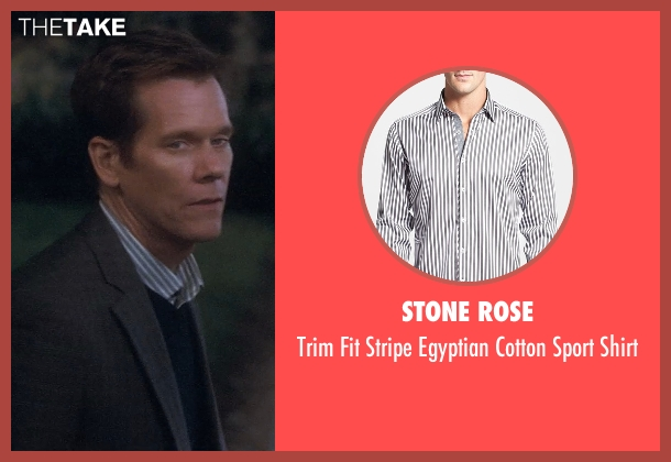 Stone Rose shirt from Crazy, Stupid, Love. seen with Kevin Bacon (David Lindhagen)