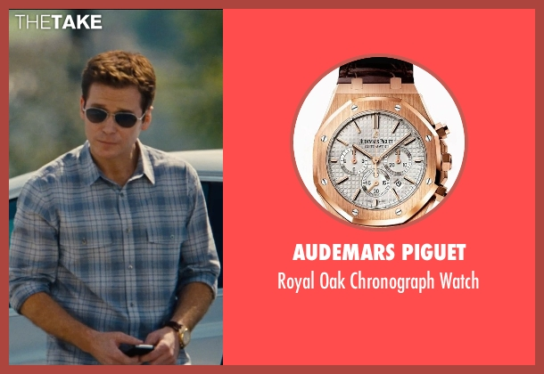 Audemars Piguet brown watch from Entourage seen with Kevin Connolly (Eric Murphy)