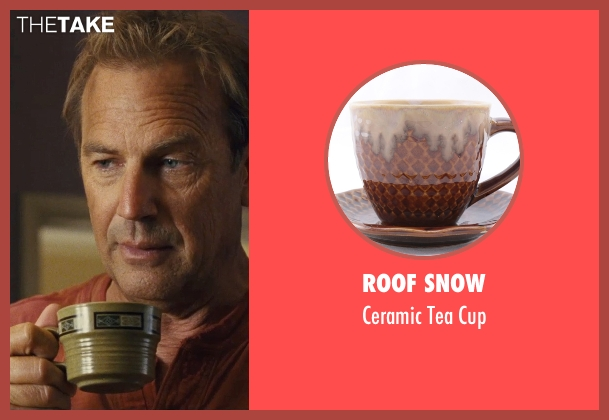 Roof Snow cup from McFarland, USA seen with Kevin Costner (Jim White)