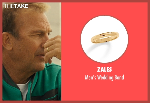 Zales gold band from McFarland, USA seen with Kevin Costner (Jim White)