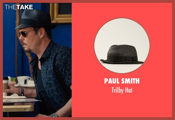 Paul Smith black hat from Entourage seen with Kevin Dillon (Johnny Chase)