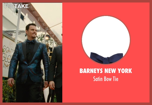 Barneys New York blue tie from Entourage seen with Kevin Dillon (Johnny Chase)