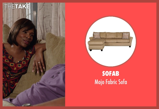 Sofab sofa from Get Hard seen with Kevin Hart (Darnell Lewis)