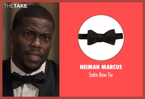 Neiman Marcus black tie from Kevin Hart: What Now? seen with Kevin Hart