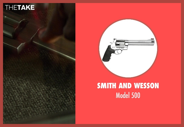 Smith and Wesson 500 from Ride Along seen with Kevin Hart (Ben Barber)
