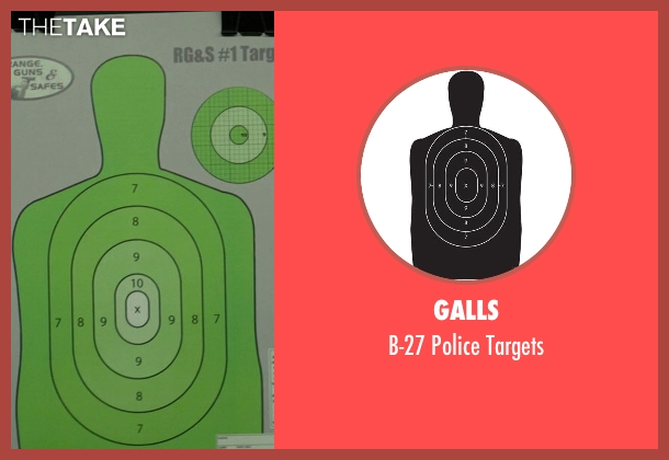 Galls targets from Ride Along seen with Kevin Hart (Ben Barber)