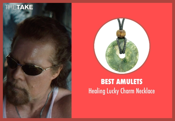 Best Amulets necklace from Magic Mike XXL seen with Kevin Nash (Tarzan)