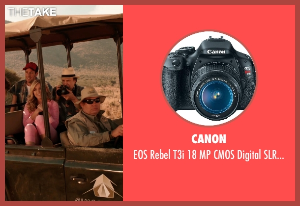 Canon camera from Blended seen with Kevin Nealon (Eddy)