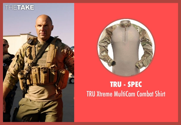 Tru - Spec shirt from Sabotage seen with Kevin Vance (Bryce 'Tripod' McNeely)