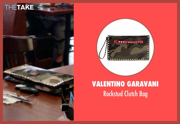 Valentino Garavani bag from Keeping Up With The Kardashians seen with Khloe Kardashian