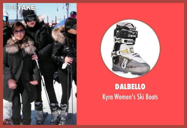 Dalbello boots from Keeping Up With The Kardashians seen with Khloe Kardashian