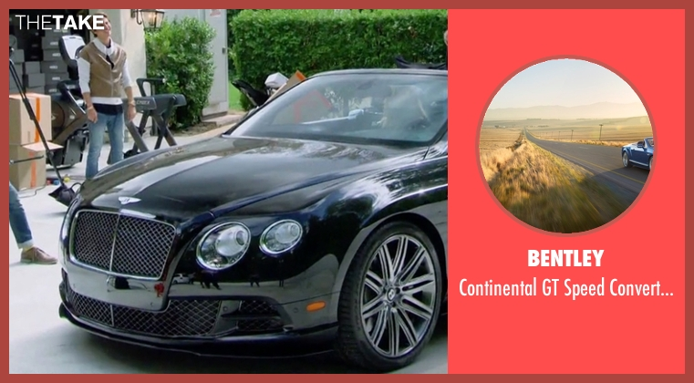 Bentley car from Keeping Up With The Kardashians seen with Khloe Kardashian