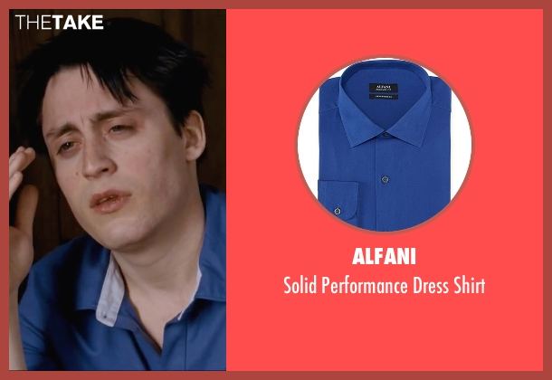 Alfani blue shirt from Scott Pilgrim Vs. The World seen with Kieran Culkin (Wallace Wells)