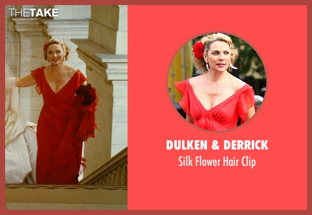 Dulken & Derrick clip from Sex and the City seen with Kim Cattrall (Samantha Jones)