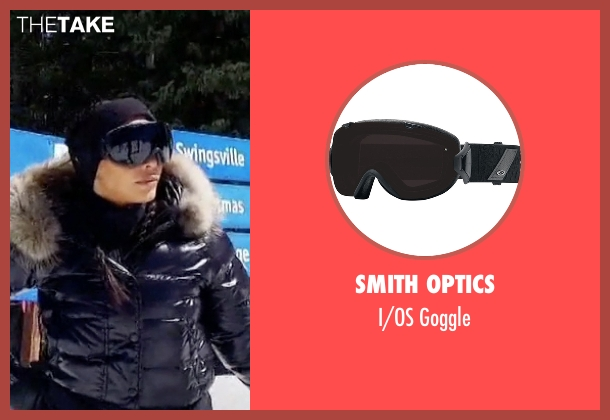 Smith Optics goggle from Keeping Up With The Kardashians seen with Kim Kardashian West