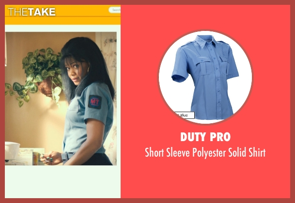 Duty Pro shirt from Dope seen with Kimberly Elise (Lisa Hayes)