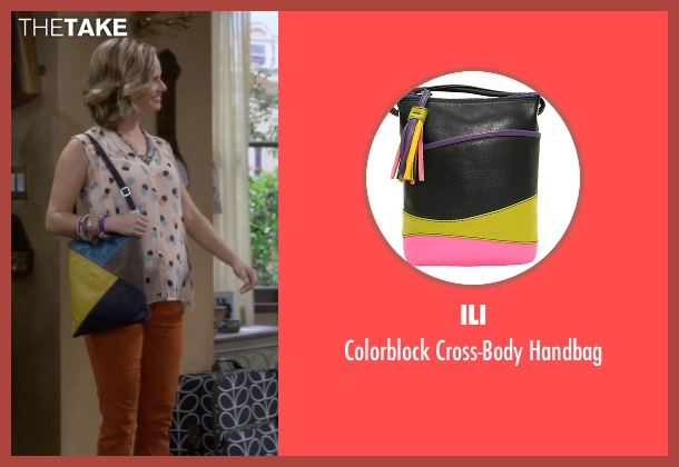 Ili handbag from Fuller House seen with Kimmy Gibbler (Andrea Barber)