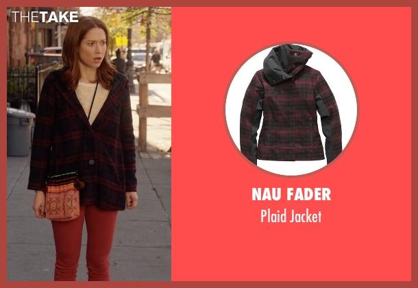 Nau Fader jacket from Unbreakable Kimmy Schmidt seen with Kimmy Schmidt (Ellie Kemper)