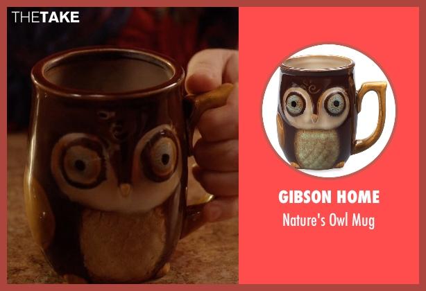 Gibson Home mug from Unbreakable Kimmy Schmidt seen with Kimmy Schmidt (Ellie Kemper)