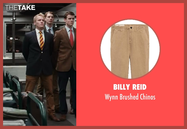 Billy Reid beige chinos from Kingsman: The Secret Service