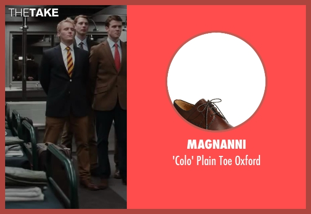Magnanni brown oxford from Kingsman: The Secret Service