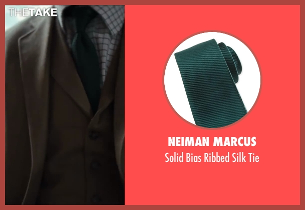 Neiman Marcus green tie from Kingsman: The Secret Service