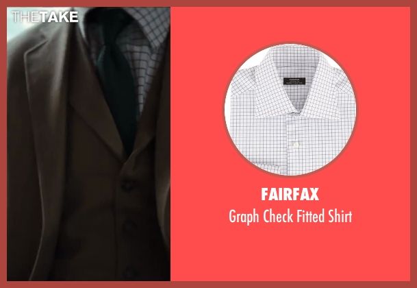 Fairfax white shirt from Kingsman: The Secret Service seen with Unknown Actor (Unknown Character)