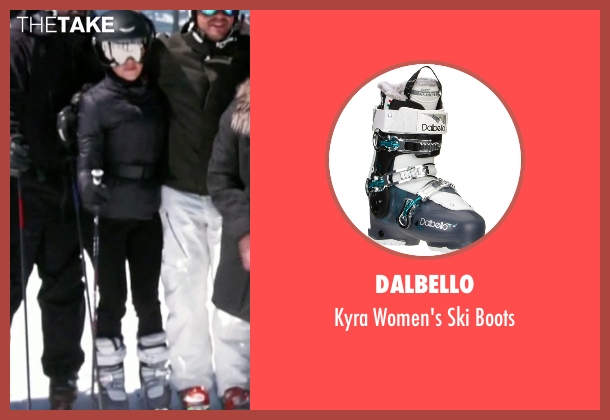 Dalbello boots from Keeping Up With The Kardashians seen with Kourtney Kardashian