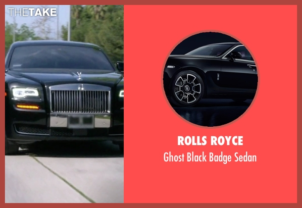 Rolls Royce sedan from Keeping Up With The Kardashians seen with Kris Jenner