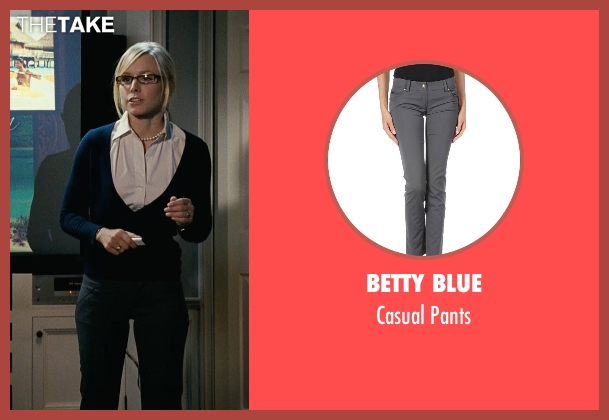 Betty Blue gray pants from Couple's Retreat seen with Kristen Bell (Cynthia)