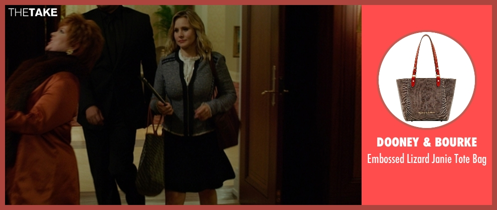 Neiman Marcus bag from The Boss seen with Kristen Bell (Claire)