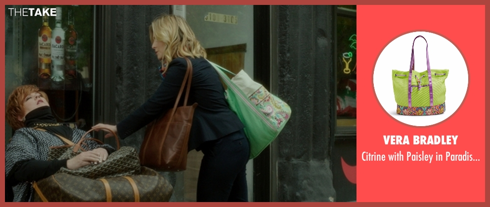 Vera Bradley bag from The Boss seen with Kristen Bell (Claire)