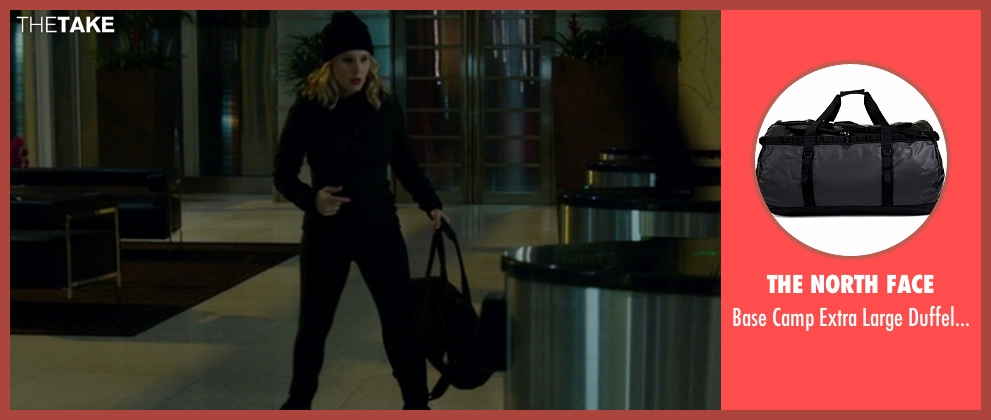 The North Face black bag from The Boss seen with Kristen Bell (Claire)