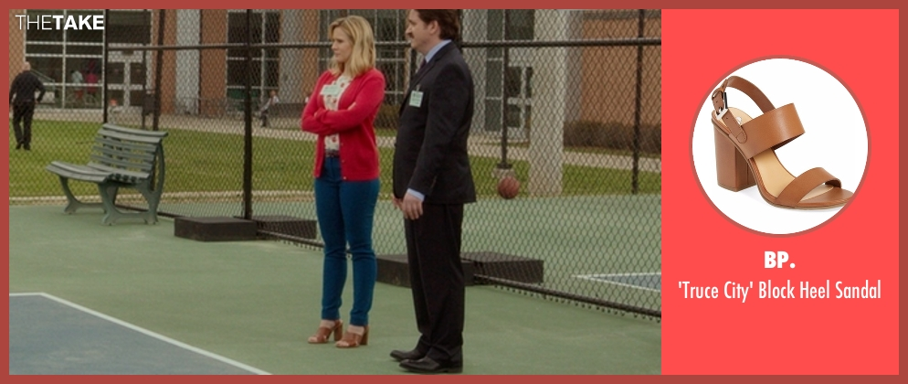 BP. sandal from The Boss seen with Kristen Bell (Claire)