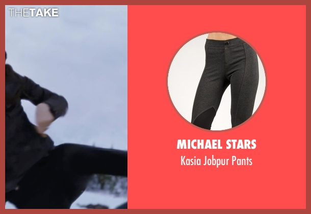 Michael Stars black pants from The Twilight Saga: Breaking Dawn - Part 2 seen with Kristen Stewart (Bella Swan)