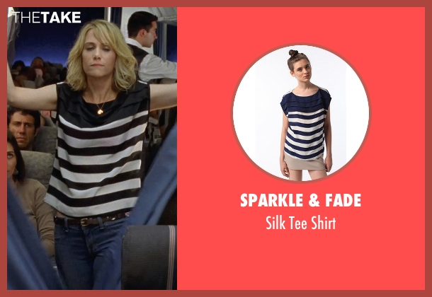 Sparkle & Fade white shirt from Bridesmaids seen with Kristen Wiig (Annie Walker)
