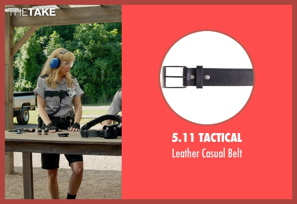 5.11 Tactical black belt from Masterminds seen with Kristen Wiig (Kelly)