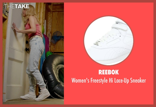 Reebok white sneaker from Masterminds seen with Kristen Wiig (Kelly)