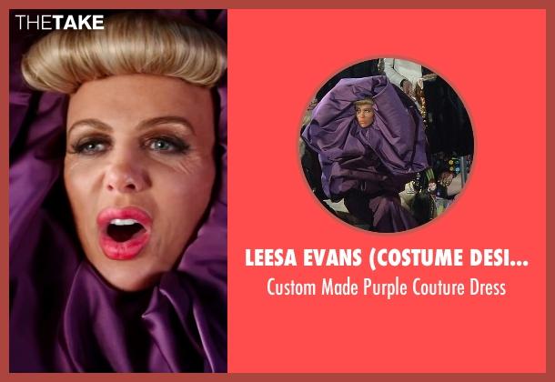 Leesa Evans (Costume Designer) dress from Zoolander 2 seen with Kristen Wiig (Alexanya Atoz)