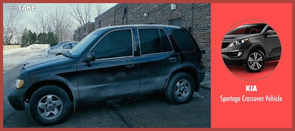 Kia vehicle from Couple's Retreat seen with Kristin Davis (Lucy)