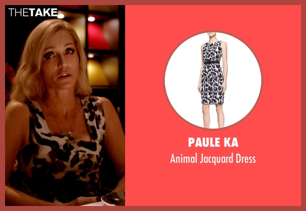Paule Ka	 black dress from Only God Forgives seen with Kristin Scott Thomas (Crystal)