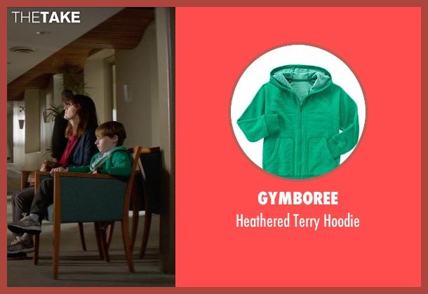 Gymboree green hoodie from Poltergeist seen with Kyle Catlett (Griffin Bowen)