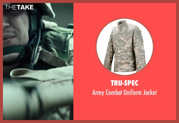 Tru-Spec jacket from American Sniper seen with Kyle Gallner (Goat-Winston)