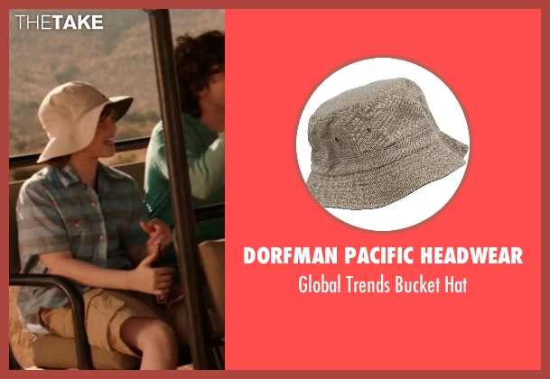 Dorfman Pacific Headwear hat from Blended seen with Kyle Red Silverstein (Tyler Reynolds)