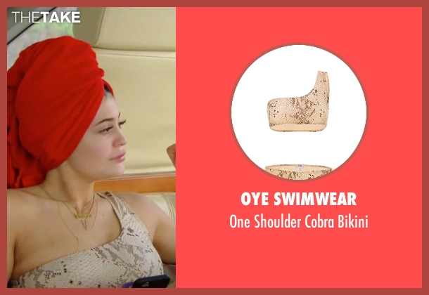 OYE Swimwear bikini from Keeping Up With The Kardashians seen with Kylie Jenner