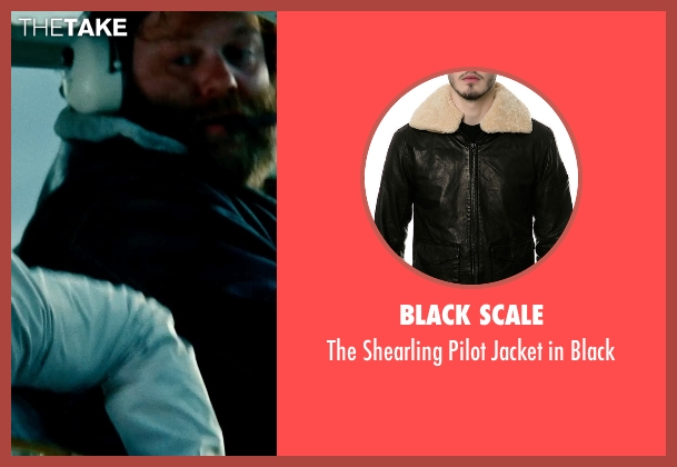 Black Scale black black from The Secret Life of Walter Mitty seen with Ólafur Darri Ólafsson (Helicopter Pilot)