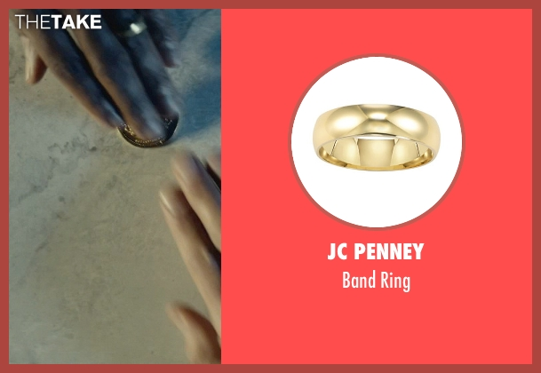 JC Penney gold ring from John Wick seen with Lance Reddick (Hotel Manager / Charon)