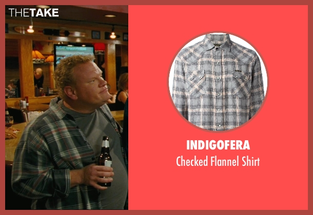 Indigofera gray shirt from Hall Pass seen with Larry Joe Campbell (Hog-Head)