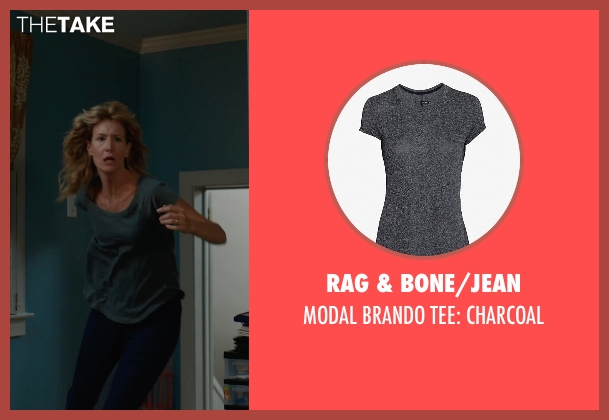 RAG & BONE/JEAN gray charcoal from The Fault In Our Stars seen with Laura Dern (Mrs. Lancaster)